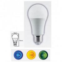 Bombilla led estandar E27 12W luz blanca