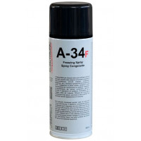 Spray enfriador nieve liquida 400ml