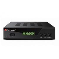 Receptor TDT HD DVB-T2 AX LION 4-M PLUS