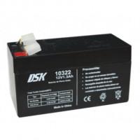 Bateria plomo 12V 1