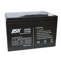 Bateria plomo 12V 12A 151X98X94