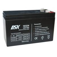 Bateria plomo 12V 7A 151X94X65