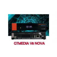 Receptor satélite GTV8